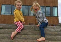 Детсадовская жизнь голландских малышей